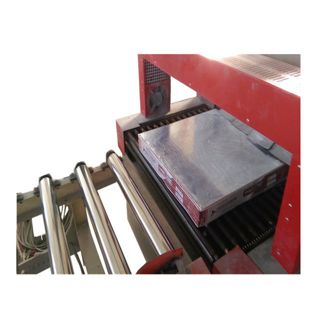 Sheetrock Lamination Machine With Automatic Loading Unloading Device