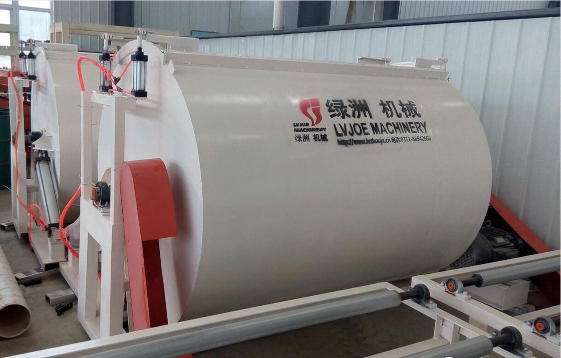 High Precision Mgo Board Production Line Automatic Mixing Tank With Agitator