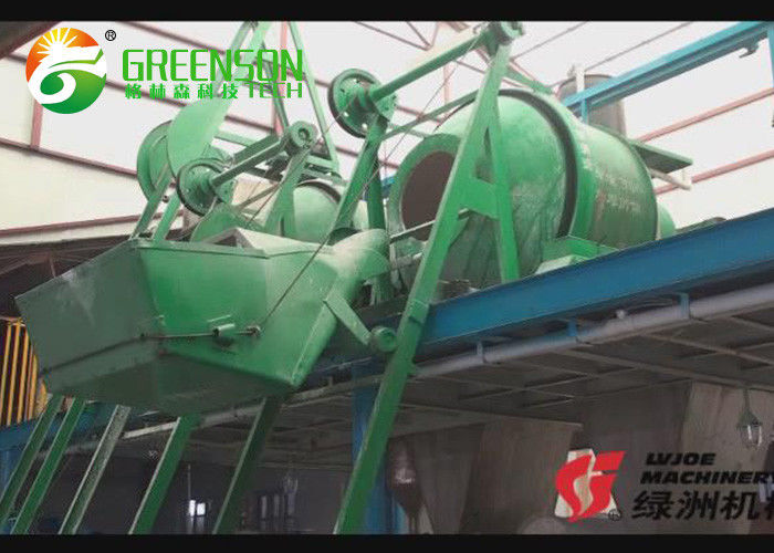 Modern Construction Materials Mgo Board Machine For Exterior / Interior Wall Panel